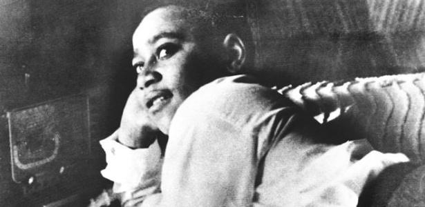 Emmett Till visitava a família no Mississippi quando foi brutalmente assassinado