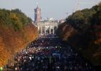Em Berlim, uma das cidades mais prósperas do capitalismo, há protestos quase todo dia - Michele Tantussi/Reuters
