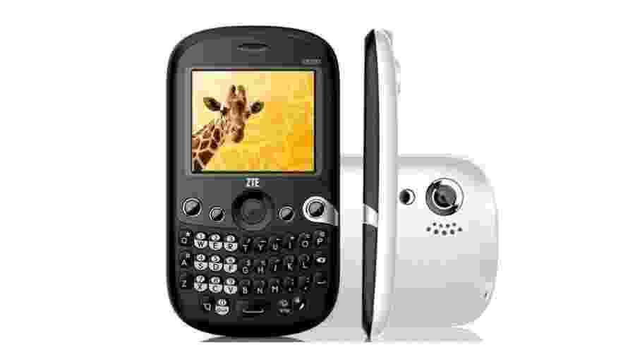 Celular ZTE X630D: apenas R$ 54,28! - Divulgação