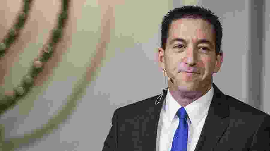 O jornalista Glenn Greenwald, fundador do site The Intercept Brasil - Brendan Smialowski/ AFP