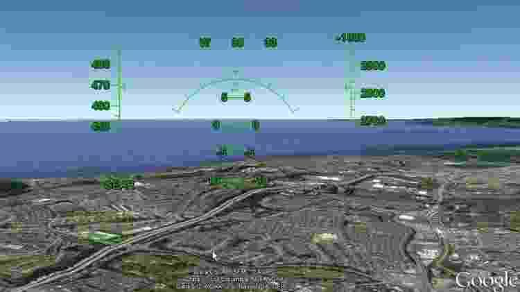 Aperte os cintos e decole em viagens virtuais pilotando um avião - Reprodução