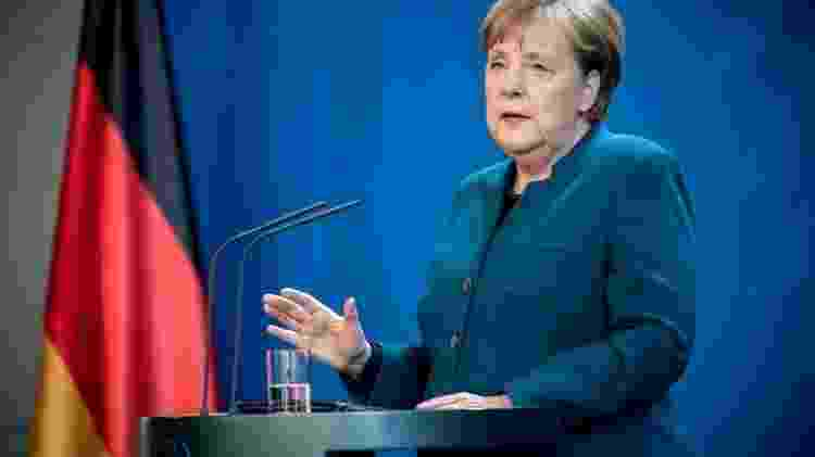 Angela Merkel - POOL New - POOL New