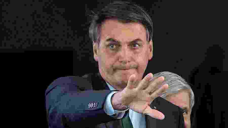 Sem provas, Bolsonaro culpou indígenas pelas queimadas na Amazônia e no Pantanal - Gabriela Biló/Estadão Conteúdo
