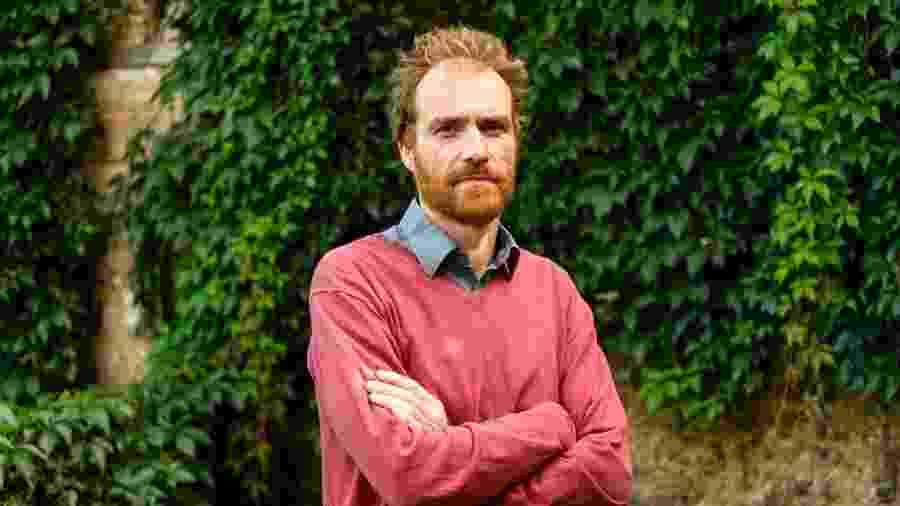 Duncan McCann, o britânico pai de três crianças que está processando o YouTube  - Arquivo pessoal