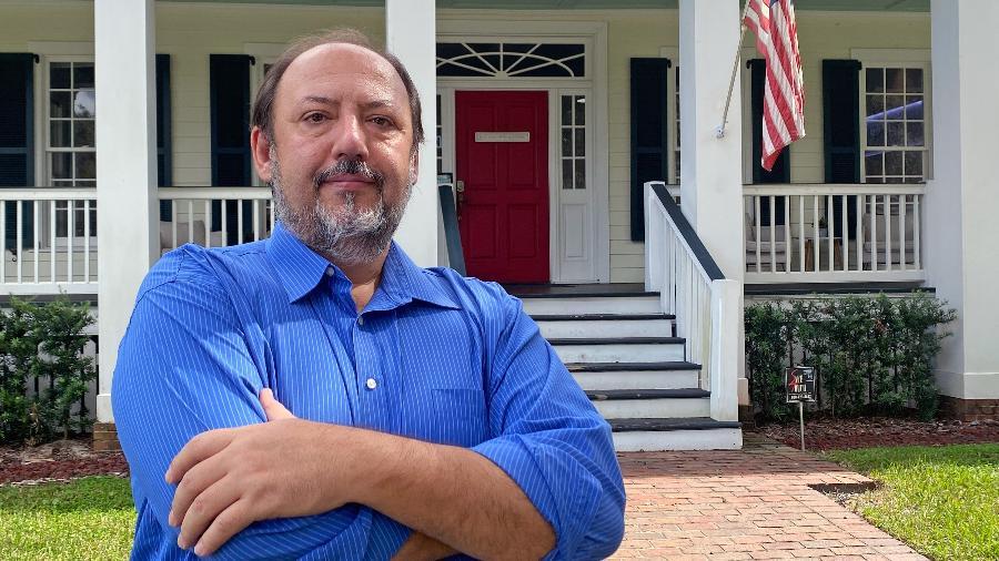 Ricardo Molina: canal com dicas para quem quer viver e investir na Flórida possui mais de 420 mil inscritos no YouTube - Divulgação