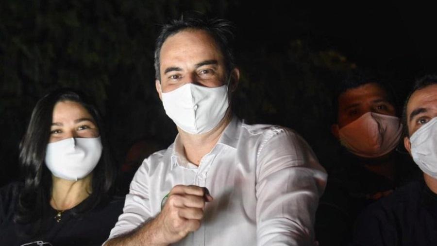 Capitão Wagner (PROS) disputa a Prefeitura de Fortaleza  - Reprodução/Facebook
