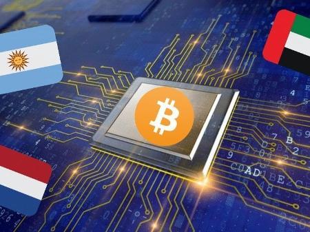 comprar bitcoin na argentina quero parar de usar minha conta bancária investir em bitcoin