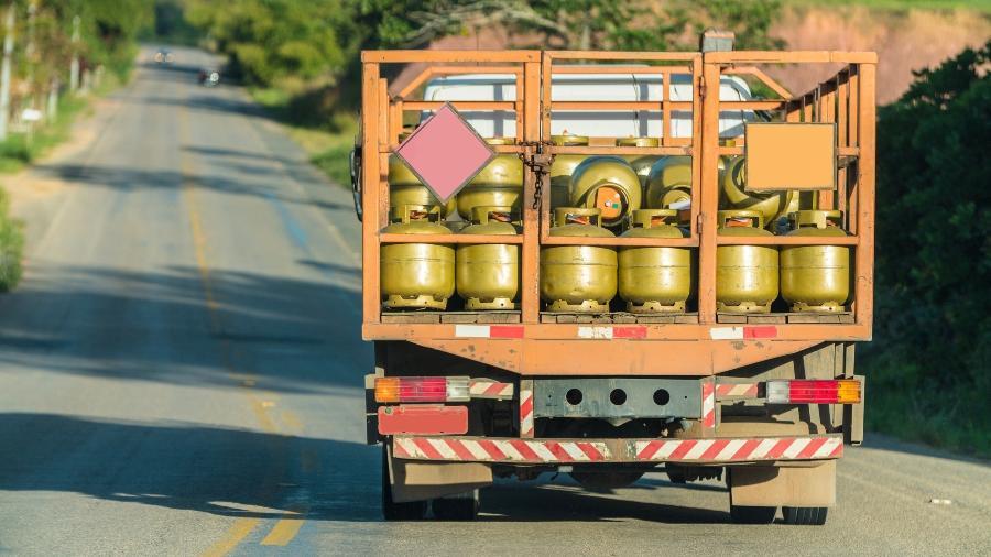 Preço médio do botijão de gás na região Norte é o maior do país - Getty Images/iStockphoto