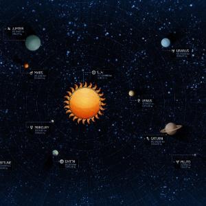 Reprodução/Pics About Space