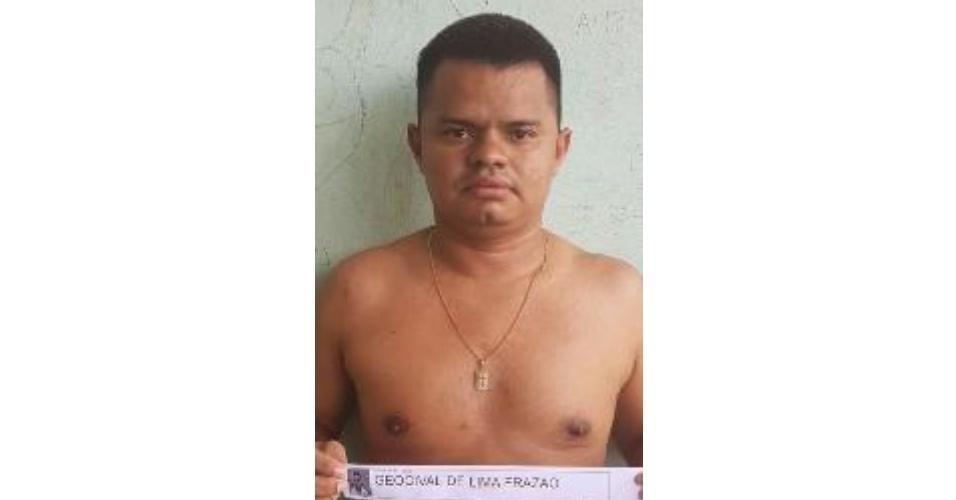 Geocival de Lima Frazão; crime: homicídio