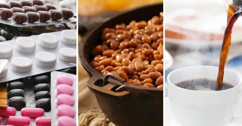 vilões da inflação em 2016, remédios,feijão, café
