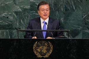 Seul não deseja colapso da Coreia do Norte, diz presidente sul-coreano (Foto: REUTERS/Lucas Jackson)