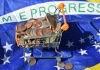 Prévia da inflação avança a 0,34% em fevereiro; em 12 meses, é de 3,73%