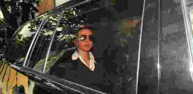 19.dez.2017 - Adriana Ancelmo chega a seu apartamento no Leblon após deixar cadeia - Alessandro Buzas/Estadão Conteúdo