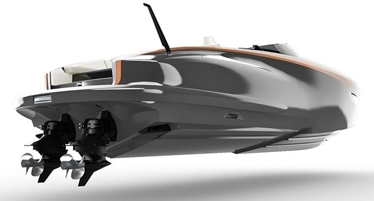 Iate Lexus Sport Yachts, da Toyota