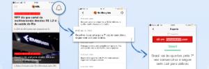 App UOL lança recurso para deixá-lo bem informado em 10 min; conheça (Foto: Reprodução)