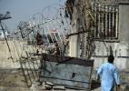 Homem-bomba matou lutadores afegãos, mas sobreviventes tentam manter legado - Wakil Kohsar/AFP