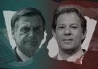 Emprego, Previdência, imposto: ideias de Bolsonaro e Haddad para a economia (Foto: Arte/UOL)