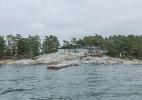 Finlandeses desconfiam que uma minúscula ilha no país está sendo usada pelo Exército russo - Ksenia Ivanova/The New York Times