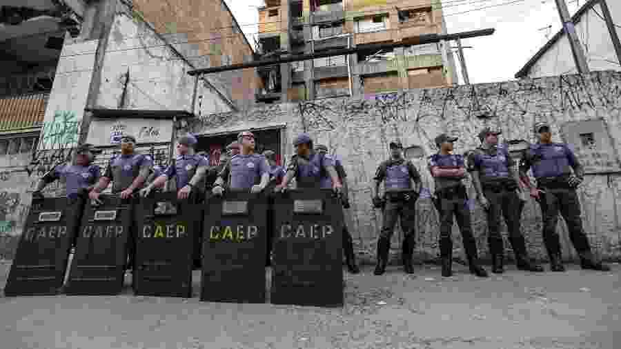 O governo baiano afirma que a adesão à greve é zero - Marcelo Justo/Folhapress
