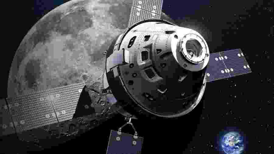 A próxima geração de naves será mais parecida com as dos anos 1960 do que com os ônibus espaciais - Nasa