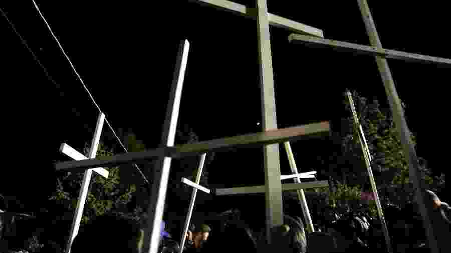 A abolição da pena de morte, que vai entrar em vigor em 1º de julho, foi objeto de um intenso e longo debate - Hector Mata/AFP