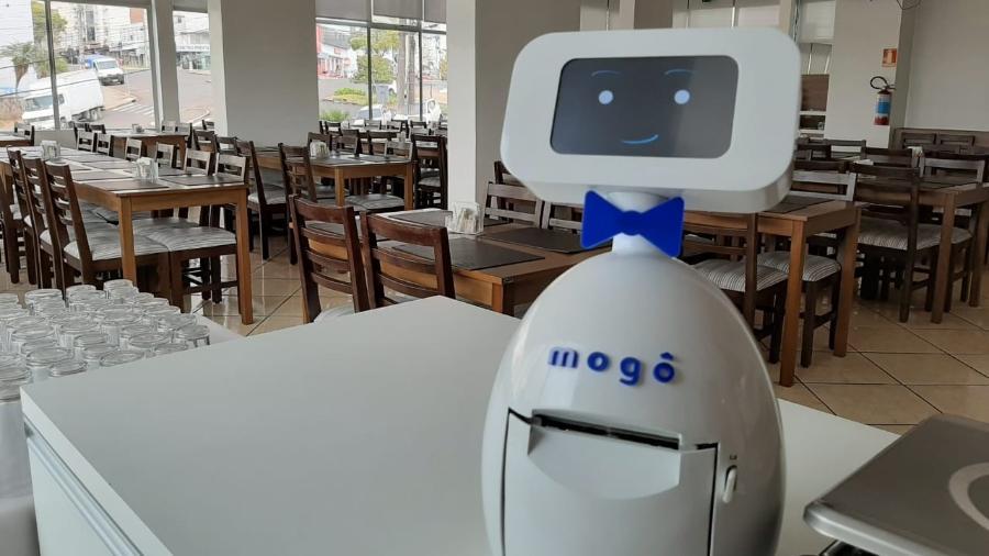 Resultado de imagem para restaurantes usam robo para servir