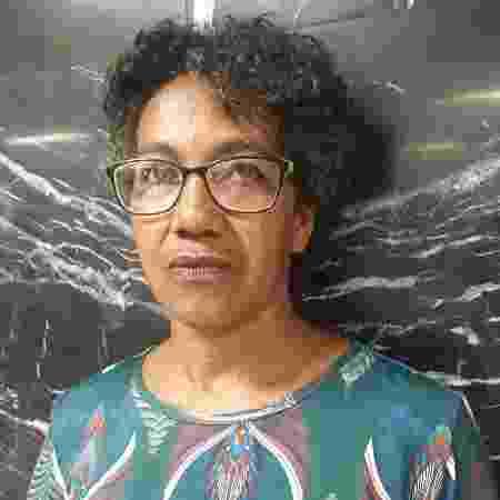 Marta Helena dos Santos Ferreira garimpava à beira do rio Doce - Carlos Eduardo Cherem/UOL