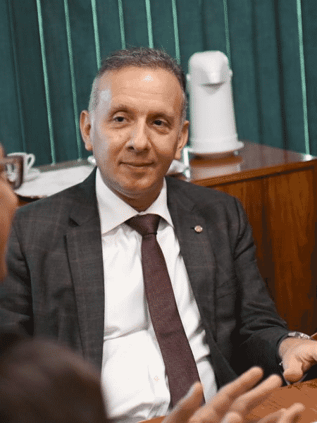 O deputado Aguinaldo Ribeiro (PP-PB), relator da reforma tributária - Reprodução/Twitter