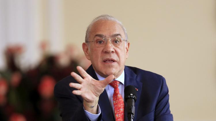 Coronavírus: OCDE diz a Guedes que pandemia é ameaça 'sem precedentes' para economia global