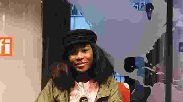A diretora criativa Laëtitia Kandolo trabalha na França e República Democrática do Congo - LAËTITIA KANDOLO - LAËTITIA KANDOLO