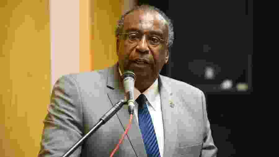 O ex-ministro da Educação Carlos Alberto Decotelli - Luis Fortes/Ministério da Educação