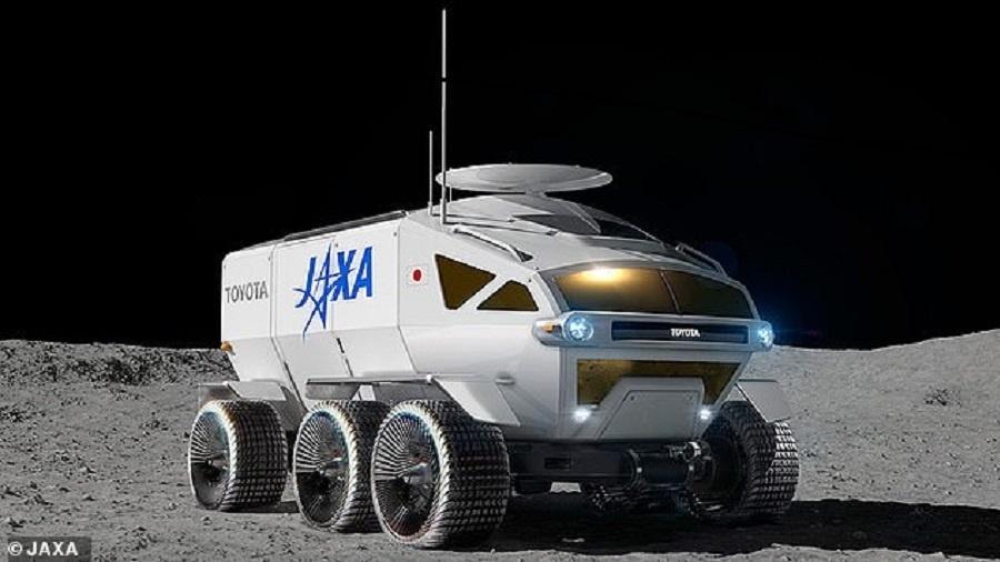 Nasa vai mandar trailer japonês para Lua - Divulgação/Nasa