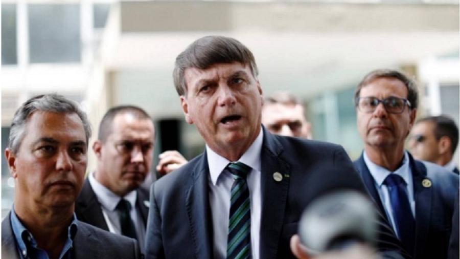 O presidente Jair Bolsonaro (sem partido) -  Ueslei Marcelino/Reuters