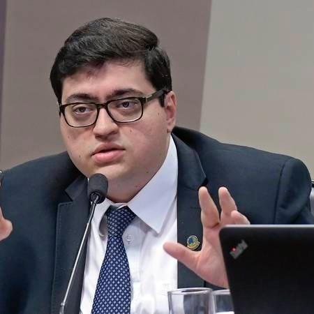 Felipe Saito, diretor-executivo do Instituição Fiscal Independente - Waldemir Barreto/Agência Senado