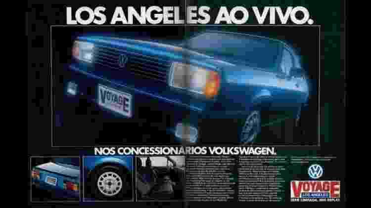 Voyage Los Angeles  - Divulgação  - Divulgação