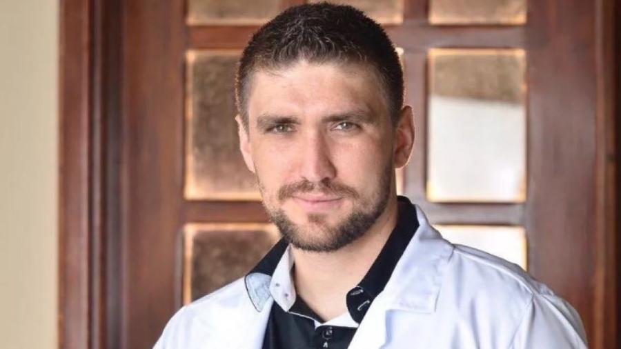 Denis Gurgel tinha 32 anos e era noivo de uma médica - Reprodução/Instagram