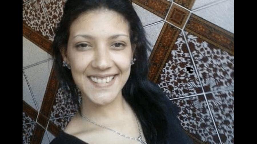 Geisa Estefanini, de 32 anos, não resistiu aos ferimentos provocados pelas queimaduras - Reprodução/Rede Sociais