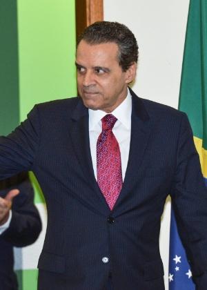 O ex-ministro Henrique Eduardo Alves (PMDB-RN)