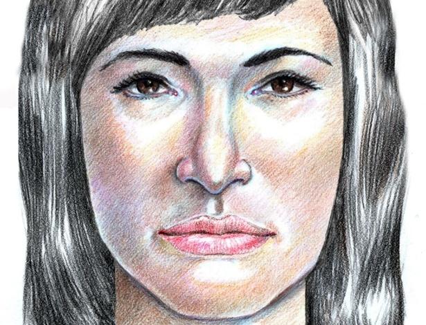 Retrado falado da mulher cujo corpo foi encontrado em Bergen, na Noruega