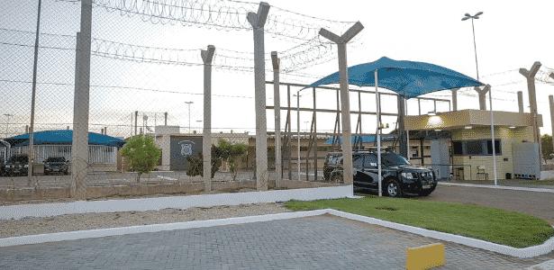 O presídio federal de segurança máxima de Mossoró (RN) - Vinícius Andrade/UOL