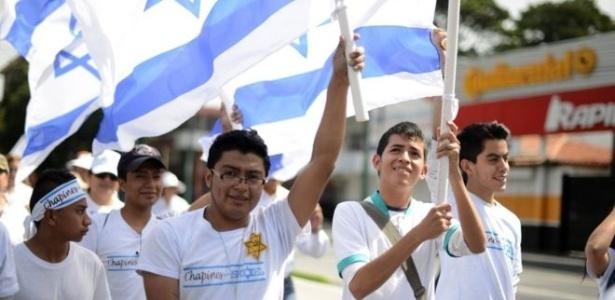 A Guatemala tem um vínculo histórico com Israel - AFP