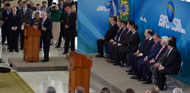Resultado de imagem para posse 10 ministros