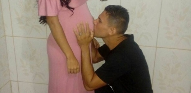 Maycon Salustiano Silva é acusado de matar filho de seis meses em Goiás