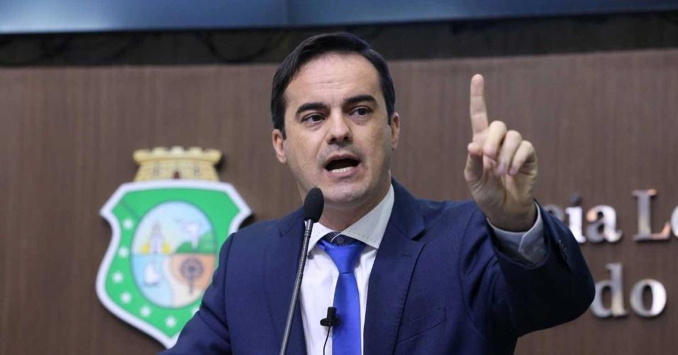 23.mar.2018 - No Ceará, o Capitão Wagner foi o mais bem votado entre os deputados federais: 303 mil votos