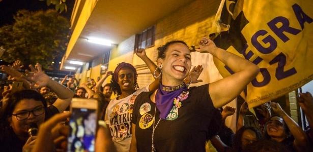 Áurea Carolina (PSOL) foi a quinta deputada federal mais votada de Minas em 2018