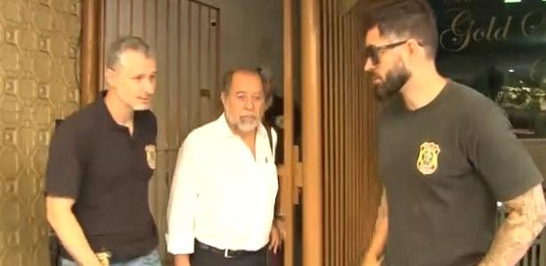 José Alex Oliva, presidente da Codesp, é preso pela PF