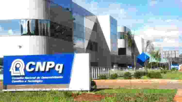 Agência teve 11% de seu orçamento contingenciado neste ano - CNPq/BBC - CNPq/BBC