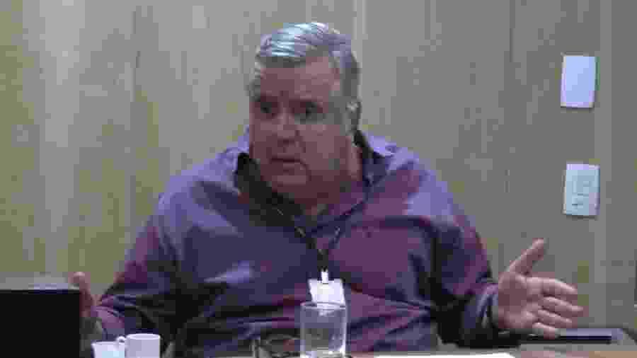 Ex-executivo da Odebrecht, Henrique Valladares - Reprodução