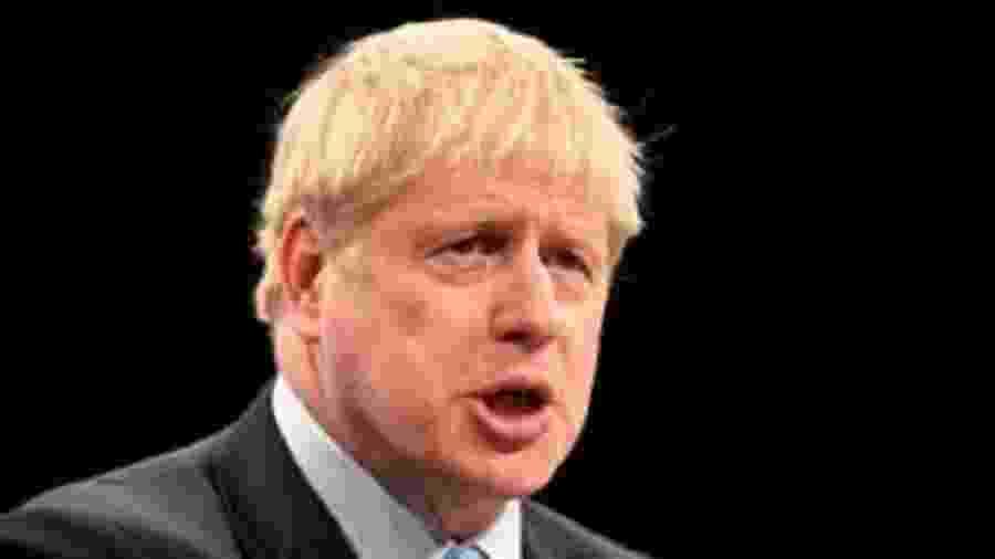 Boris Johnson, primeiro-ministro britânico - Getty Images